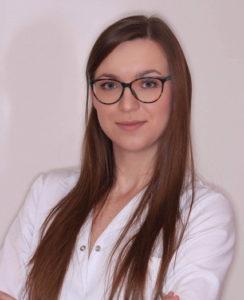 Stomatolog Emilia Majewska